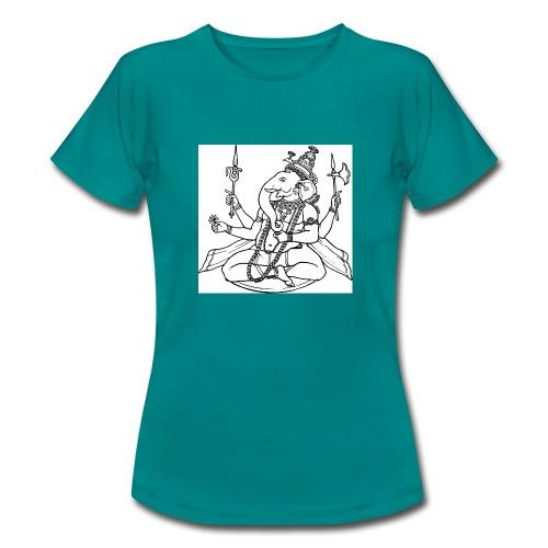 ganesha - Frauen T-Shirt