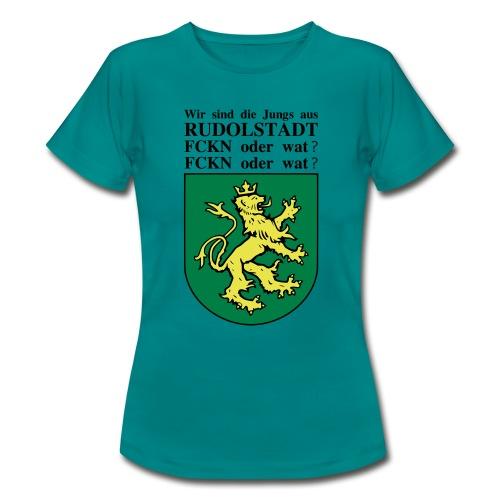 Rudolstadt 2 - Frauen T-Shirt
