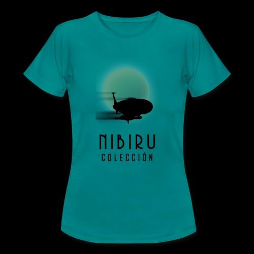 NibiruLogo - Camiseta mujer