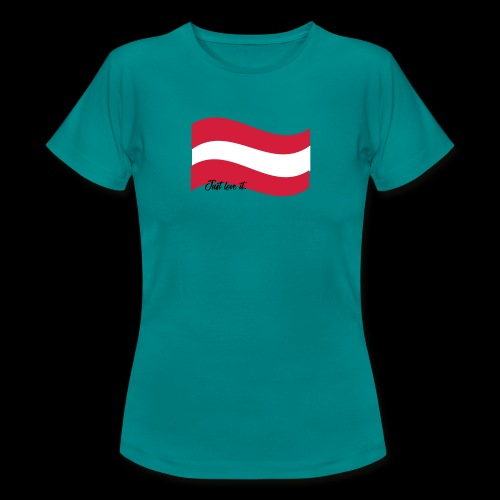 JustLoveIt - Frauen T-Shirt