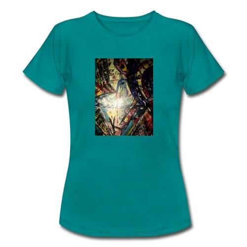 nicht klauen - Frauen T-Shirt