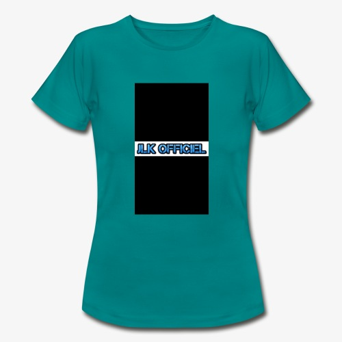 logo JLK OFFICIEL - T-shirt Femme