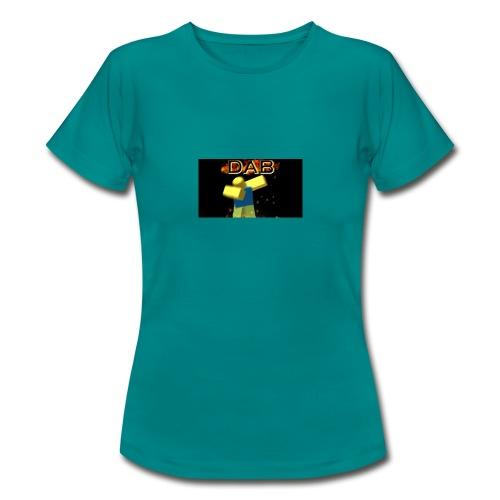 Roblox Dabber Shirt - Vrouwen T-shirt