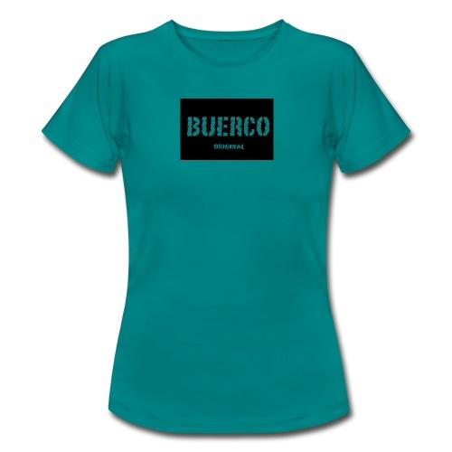 BUERCO - Vrouwen T-shirt