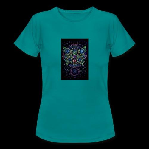 psychedelisch, psy, Dope, Goa, Farbig - Frauen T-Shirt