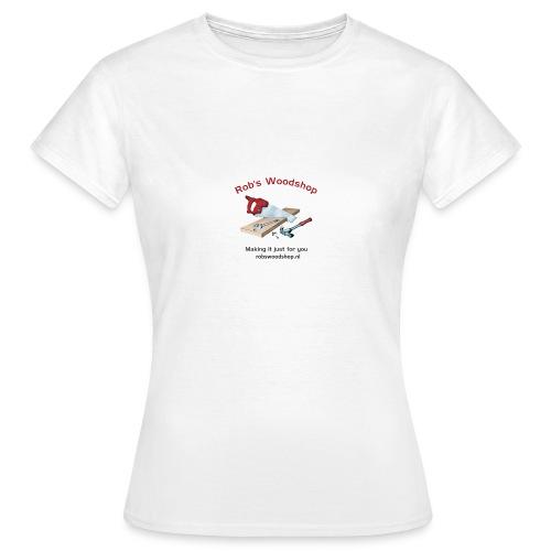 Woodshop robs shop gear - Women's T-Shirt