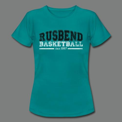 Rusbend Logo S/W - Frauen T-Shirt