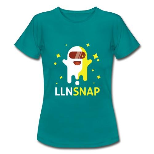 Fantôme astronaute (LLNsnap) - T-shirt Femme