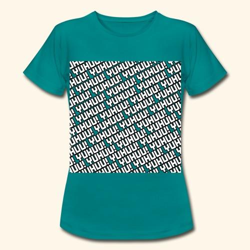 Birgitta YUHUU - Naisten t-paita