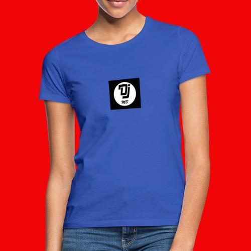 logo dj mb - T-shirt Femme
