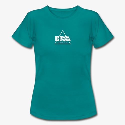 KIWA Satisfiction Logo - Women's T-Shirt