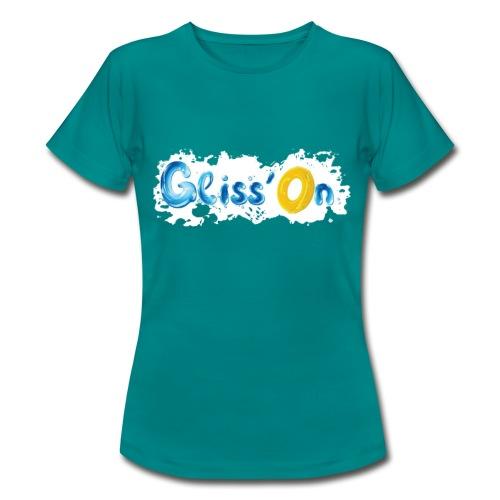 gliss 1 - T-shirt Femme