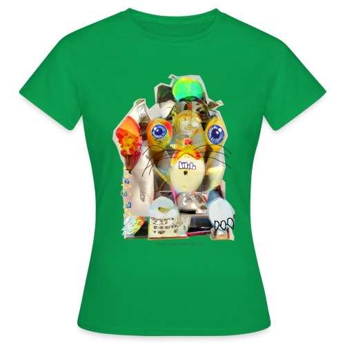 Doctor Rudy Knows Best 5! - Vrouwen T-shirt