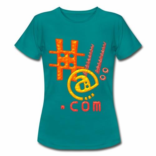 inf c - Camiseta mujer