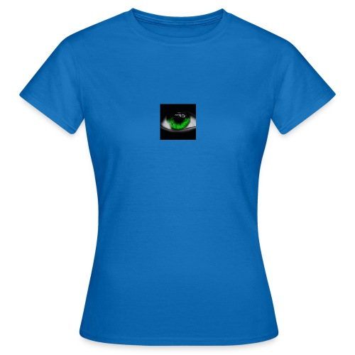 Green eye - Women's T-Shirt
