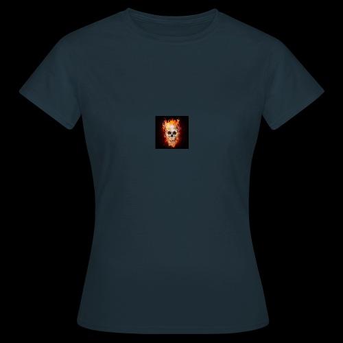 skullflame - Women's T-Shirt