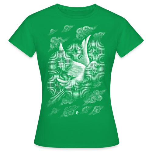 Crossing Clouds - Women's T-Shirt