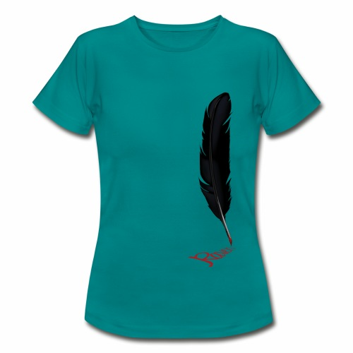 Rabe Feder Englisch - Women's T-Shirt