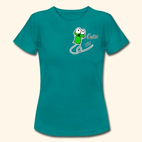 Gecko! - Frauen T-Shirt