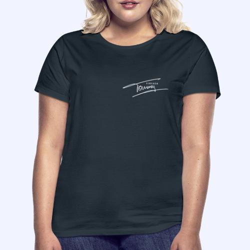 Einfach Tommy / White Font - Frauen T-Shirt