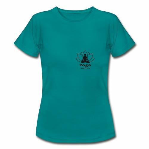 Yoga mit Erwin - Frauen T-Shirt