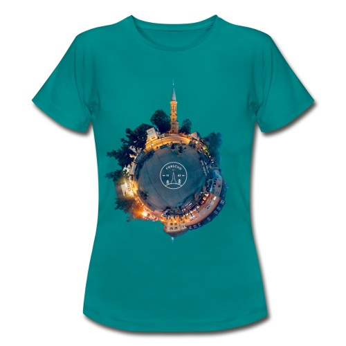 Little Forschd - Frauen T-Shirt