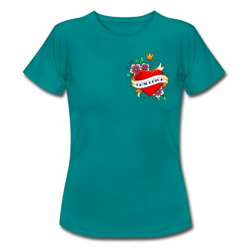 Gaselbicher Herz - Frauen T-Shirt