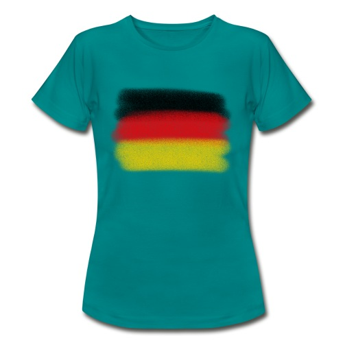 Nationalfarben - Frauen T-Shirt