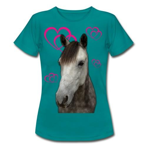 Hästälskare (Pilot) - T-shirt dam