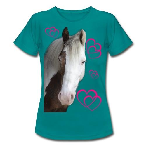 Hästälskare (Daisy) - T-shirt dam