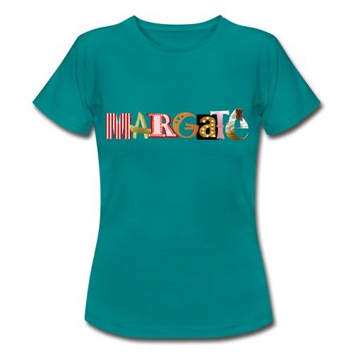 Margate Colours - Women's T-Shirt