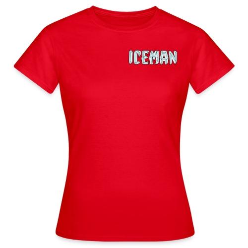 Iceman - Maglietta da donna