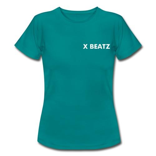 XBEATZ BASIC LINE - Vrouwen T-shirt