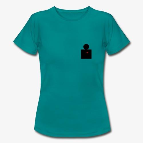Broken Heart - T-shirt Femme