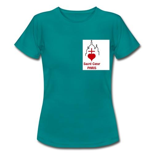 Sacré Coeur janvier 2016 - T-shirt Femme