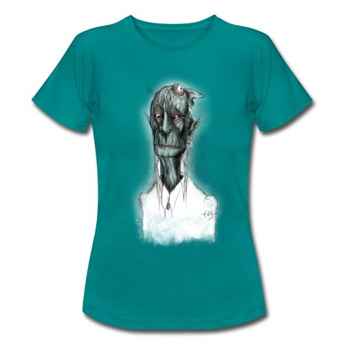 T-shirt del Maniscalco Bifronte - Maglietta da donna