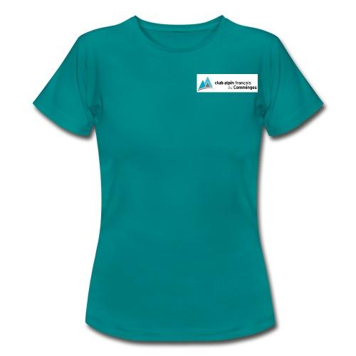 CAF Comminges - T-shirt Femme