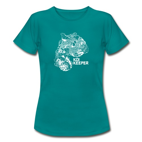 Koi Keeper - Frauen T-Shirt