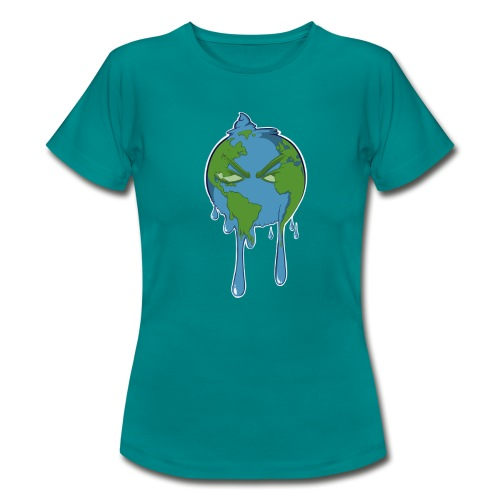 planetcontest - T-shirt Femme