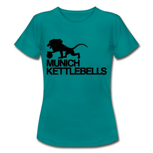Logo MKBblack png - Frauen T-Shirt