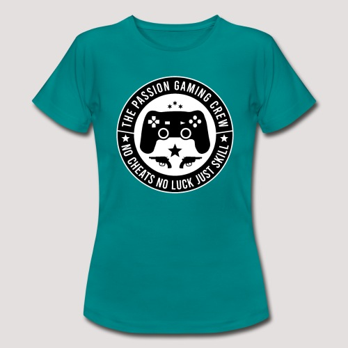 The Passion Gaming Crew - Frauen T-Shirt