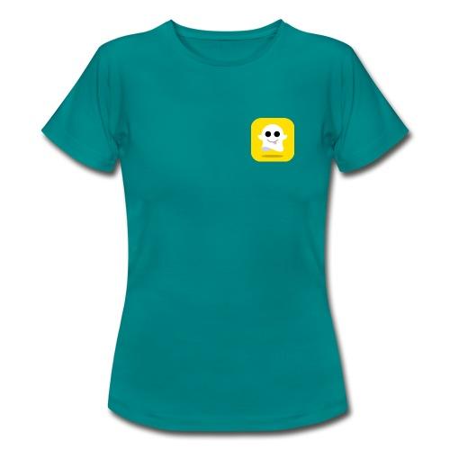 Snapchat Shirt - Vrouwen T-shirt