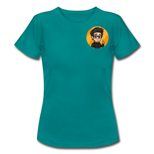 MrMaajkel Merch - T-shirt dam