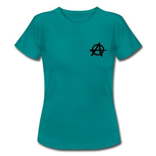 ANARCHIE - T-shirt Femme