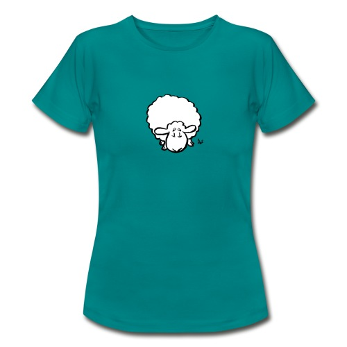 Får - Dame-T-shirt