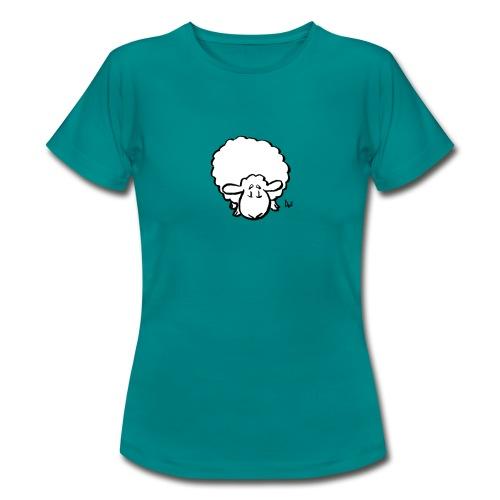 får - T-shirt dam