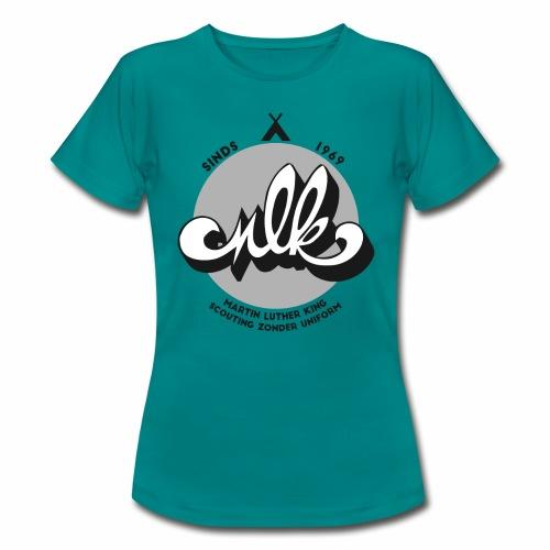 MLK Scouting 50 jaar - Vrouwen T-shirt