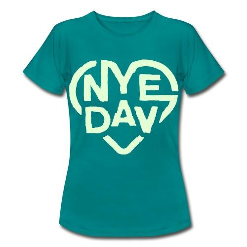 Nyedav Logo - Women's T-Shirt