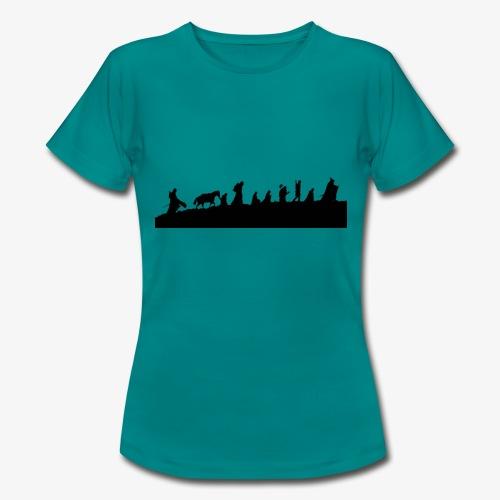 The Fellowship of the Ring - Women's T-Shirt
