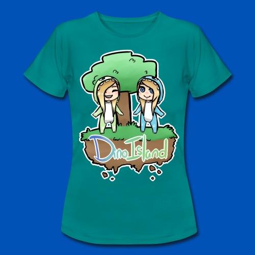 Dino Island - Women's T-Shirt